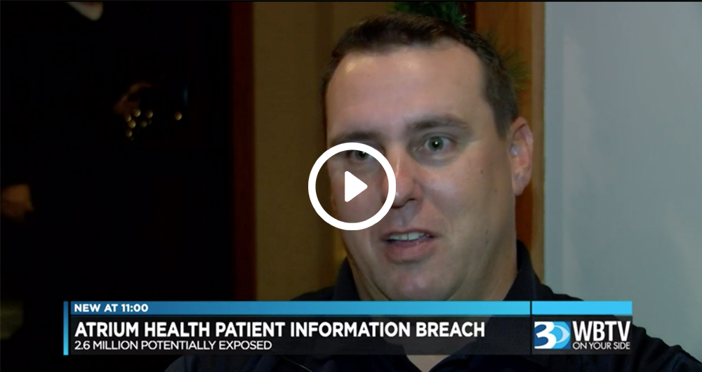 VIDEO: Keith Haskett of Rebyc Security discusses the recent Atrium Data breach