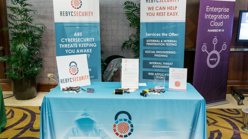 Rebyc Booth NC Tech OfT 2018